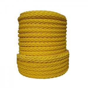 China Polyamide Monofilament Braiding Rope 6 Strand High Mechanical Strength wholesale