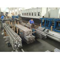 Quality 45# 40Cr 2Cr13 Sus304 Precision Cold Drawn Honing / Polishing Piston Rod For for sale