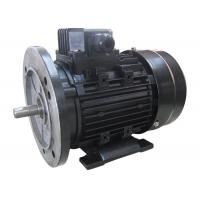 China 10HP AC 3 Phase Induction Motor Electric Motor  With Aluminium Housing IEC Standard wholesale