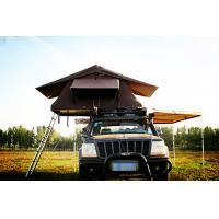 China Double Layer Truck Top Camper Tent , Fold Out Roof Top Tent 4x4 Car Parts wholesale