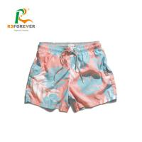 China Eco - Friendly Custom Short Pants For Men With Elastic Waist Water - Repellent wholesale