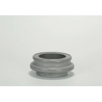China Wear-resistant insulating high-purity silicon nitride ceramic ring on sale