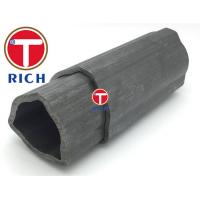 China Triangle Seamless Alloy Steel Tube , Agricultural Drive Shaft Cold Rolled Steel Tube wholesale