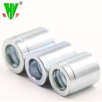 China Fittings hydraulic galvanized ferrules clutch hose wholesale