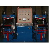 China Durable 53KW Flat Rubber Vulcanizer Machine For Automobile Parts on sale