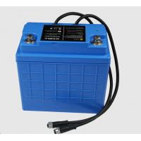 China 12.8v40Ah LiFePO4 rechargeable 26650 Battery Pack For Solar Storage on sale