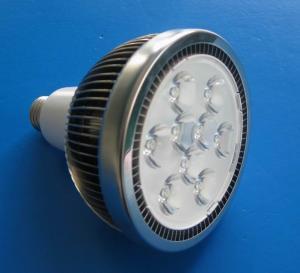 China Aluminum 9 x 2W 18W PAR38 Spotlight Bulb / LED Spot Lamps 85V - 265V AC for Art galleries wholesale