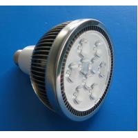 China Aluminum 9 x 2W 18W PAR38 Spotlight Bulb / LED Spot Lamps 85V - 265V AC for Art galleries wholesale