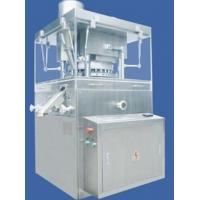 China Pharmaceutical High Speed Double Rotary Tablet Press Machine With Hydraulic Pressure System wholesale