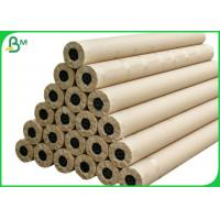 China 24 Inch Bond CAD Tracing Plotter Paper Roll With 150 Meters Length wholesale