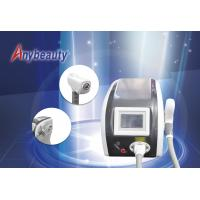 Freckle Clear Skin Rejuvenation Beauty Equipment 3.5ns Pulse Width