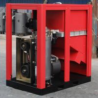 China Electric Belt Driven Rotary Screw Air Compressor For Industrial wholesale