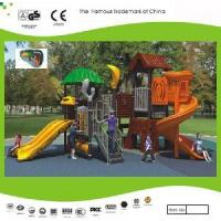 China Tree House Series Outdoor Indoor Playground Amusement Park Equipment (KQ10054A) wholesale