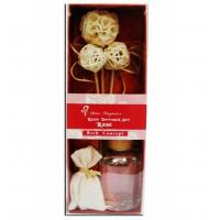 China Cinnamon Bark or Rose Fragrance Reed Diffuser Set for Body Care without Acohol wholesale