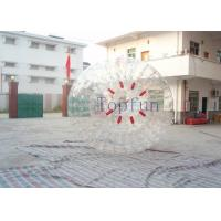 China  Water Proof 1.0mm PVC Retail Inflatable Zorbing Ball Eco-friendly  for sale