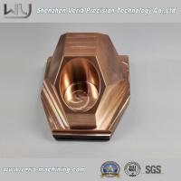 China Customized High Precision CNC Machined Copper Part / CNC Brass Machining Part Electrode on sale