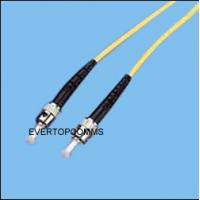 China ST/PC-ST/PC Singlemode Simplex Patch Cord  wholesale