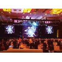 China Indoor Rental LED Display with Various Module Options, Slim Light Weight Cabinet wholesale