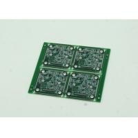 China 4 Up Array PCB Printed Circuit Board With Tooling Holes Fiducial Marks wholesale