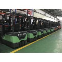 China Original Toyota Used Reach Truck Forklift High Efficiency 1070mm Fork Length wholesale