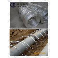 Ribbon Magnesium Anode for underground under earth pipelines steel pipes tanks