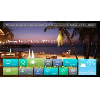 Wholesale Interactive Hotel IPTV VOD System with PMS ( Property Management System ) from china suppliers