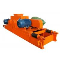 China Mining / Gold Double Roller Crusher 30 - 60t/H Capacity 3.4 T Weight on sale