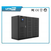 China 0.9PF Large 120KVA / 108KW Low Frequency Online UPS 380V / 400V / 415Vac wholesale