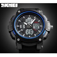 China Men Fearless Pioneer Douchty Tough Is An ATTTUDE Dual Time Out Multifunction 5 ATM Sport Watch OEM 1192 wholesale
