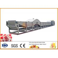 China Automatic Turnkey Tomato Ketchup Sauce Jam Production Line ISO9001 Certification on sale