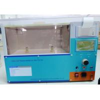 China GDYJ-502 IEC & ASTM Standard Transformer Oil BDV Tester  / Automatic Transformer Oil Tester on sale