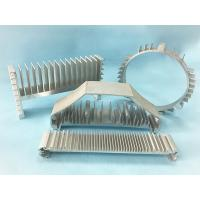 China High Performance Aluminum Radiators / Heatsink Extrusion Profiles wholesale