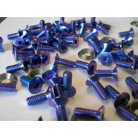 China DIN titanium torx screws/bolts and nuts/wheels bolts titanium ti 6al 4v/motorcycle equip wholesale