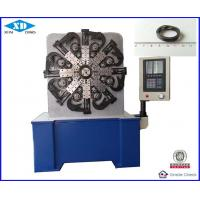 China Computerized Cam Rotation CNC Spring Making Machine 3 - 4 Axis For Wave Spring wholesale