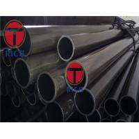 China Black Coated Cold Drawn Carbon Steel Heat Exchanger Tubes 6 - 760 mm Outer Dia wholesale
