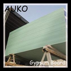 China Regular Gypsum Boards, Fireproof  Gypsum Boards, Waterproof Gypsum Boards on sale