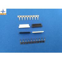 China UL94V-0 Gold-plating Connector Crimp Terminals With 1.25mm Pitch Tin - Plated Contact wholesale