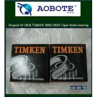 China OEM service KOYO / Timken Tapered Roller Bearing making low noise 3982 / 3920 wholesale