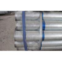 China 3MM Galvanized Pipe Structural Steel Sections GI Pipe For Pipelind wholesale