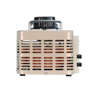 China AC Single Phase TDGC2J-3K Analog Meter Display Voltage Regulator wholesale