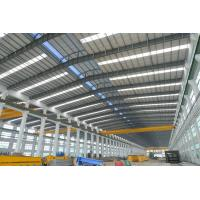China Alkyd Paint Tubular Steel Structures With AWS , BS , EN , ISO Certificate wholesale
