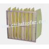 Buy cheap Multi-pocket bag filter,Pocket filter,air filteration equipment from wholesalers