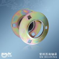 China Pressed Steel Ball Bearing Unit For Metallurgy PF207 , Medical Bearing wholesale