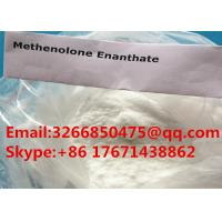 China Oral / Injectable Methenolone Acetate Muscle Building Steroids Primobolan 434-05-9 on sale