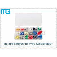 China 18 Types Terminal Assortment Kit  MG - 300 300 pcs E TE Disconnects FDD Connectors wholesale