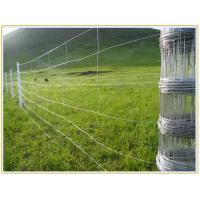 Quality Galvanized Wire Mesh Garden 8 ft metal tube farm field fence gate for sale