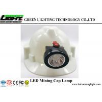 China Explosion Proof Rechargeable Mining Cap LampsGL2.5-B For Underground Miners wholesale