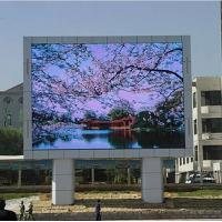 China SMD P16 Outdoor Full Color LED Display Screen 1R1G1B 6500K , Commercial LED Display wholesale