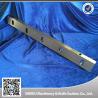Customized Waste Plastic Granulator Blades 605mm*65mm*18mm Dimension for sale