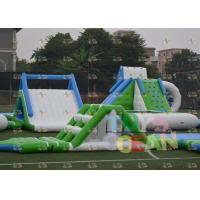 China Crazy Adult Exciting Inflatable Water Park Floating Aqua Park for Outdoor wholesale
